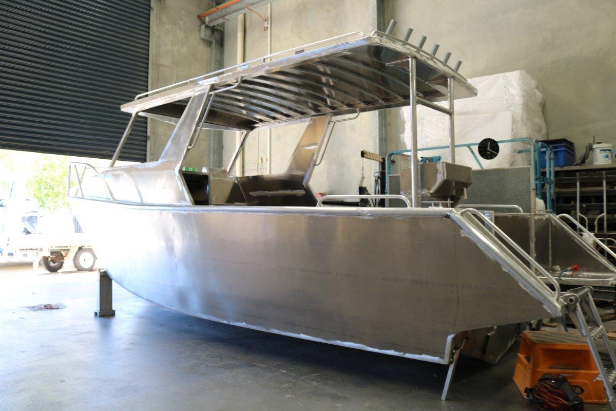 Oceanic Fabrication 6.8 Hardtop