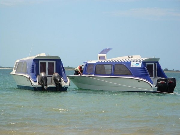 Kingtough 10m High Speed Water Taxi