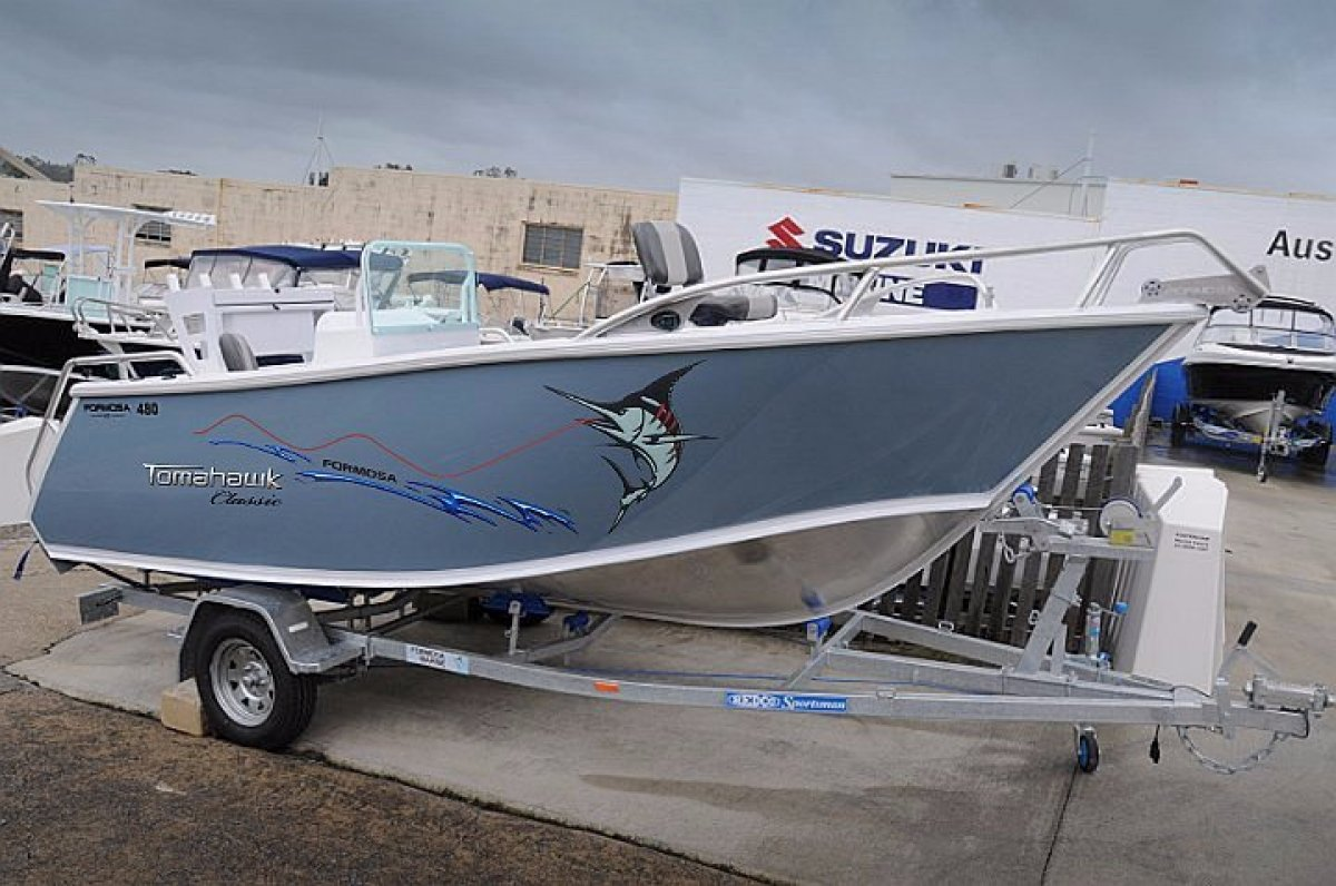 Formosa Tomahawk Classic 480 Side Console