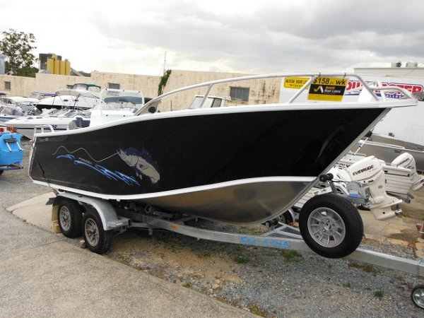 Formosa Tomahawk Classic 550 Side Console