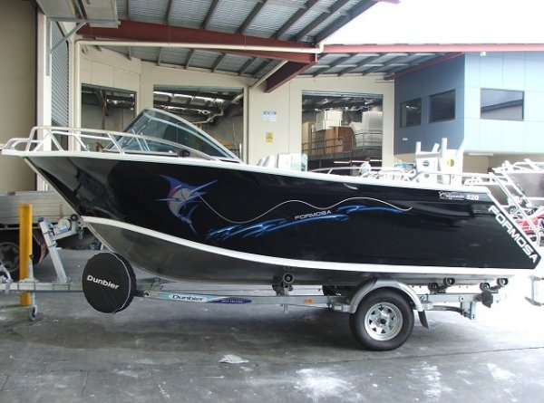 Formosa 520 Tomahawk Classic Runabout