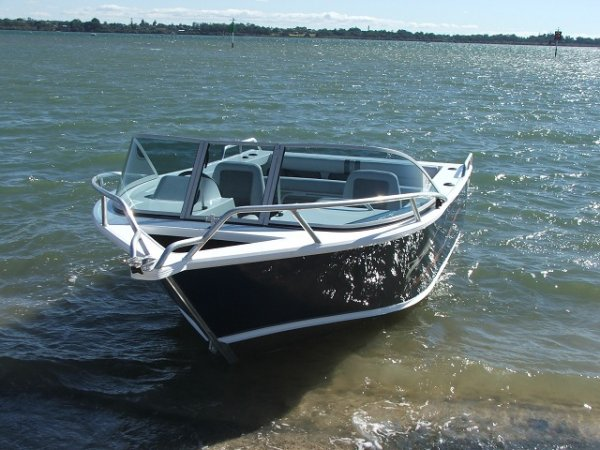 Formosa 550 Tomahawk Classic Runabout