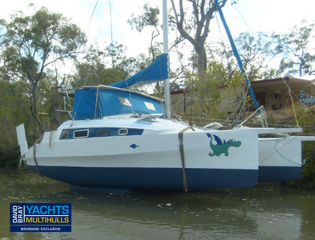 Simpson Sailing Cat