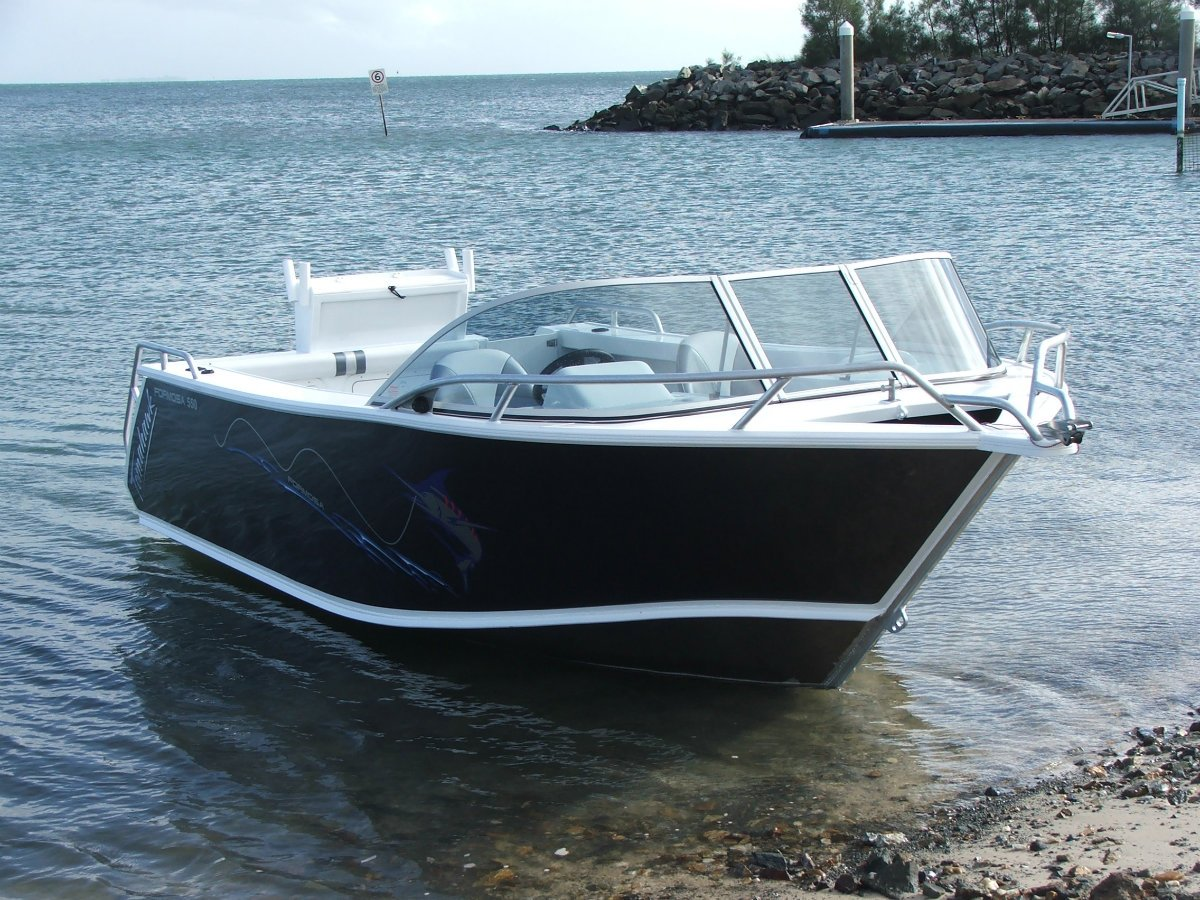 Formosa Tomahawk Offshore 550 Runabout
