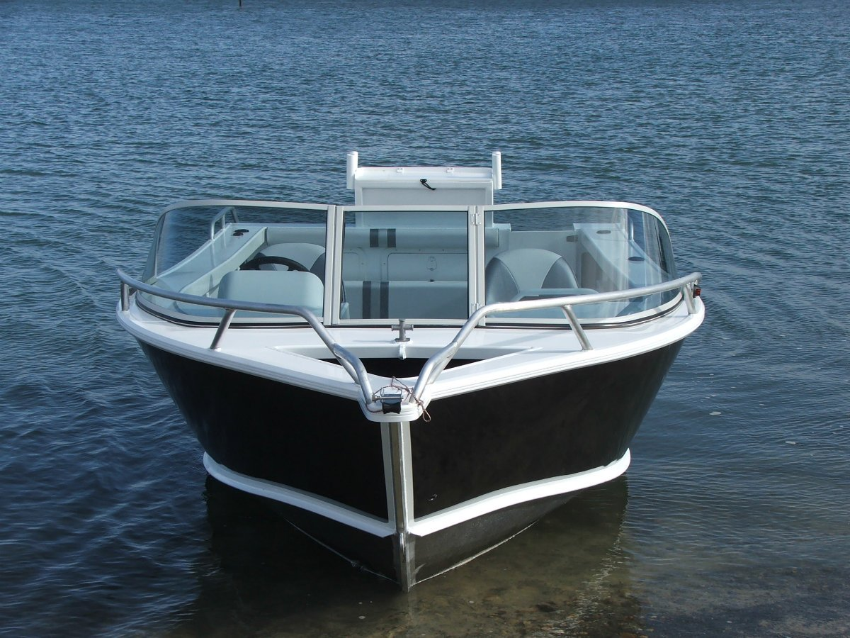 Formosa Tomahawk Offshore 620 Runabout