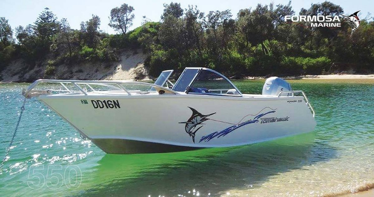 Formosa Tomahawk Offshore 520 Bowrider