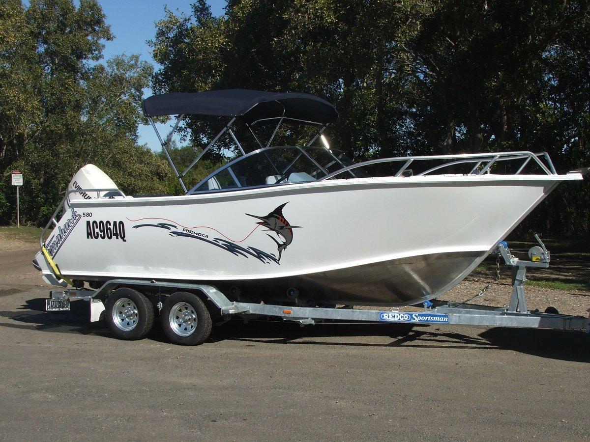 Formosa 580 Tomahawk Offshore Bowrider