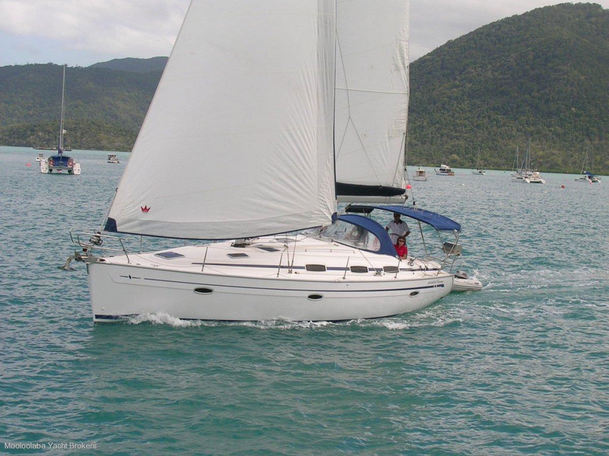 Bavaria Cruiser 39:Bavaria 39- Mooloolaba Yacht Brokers.