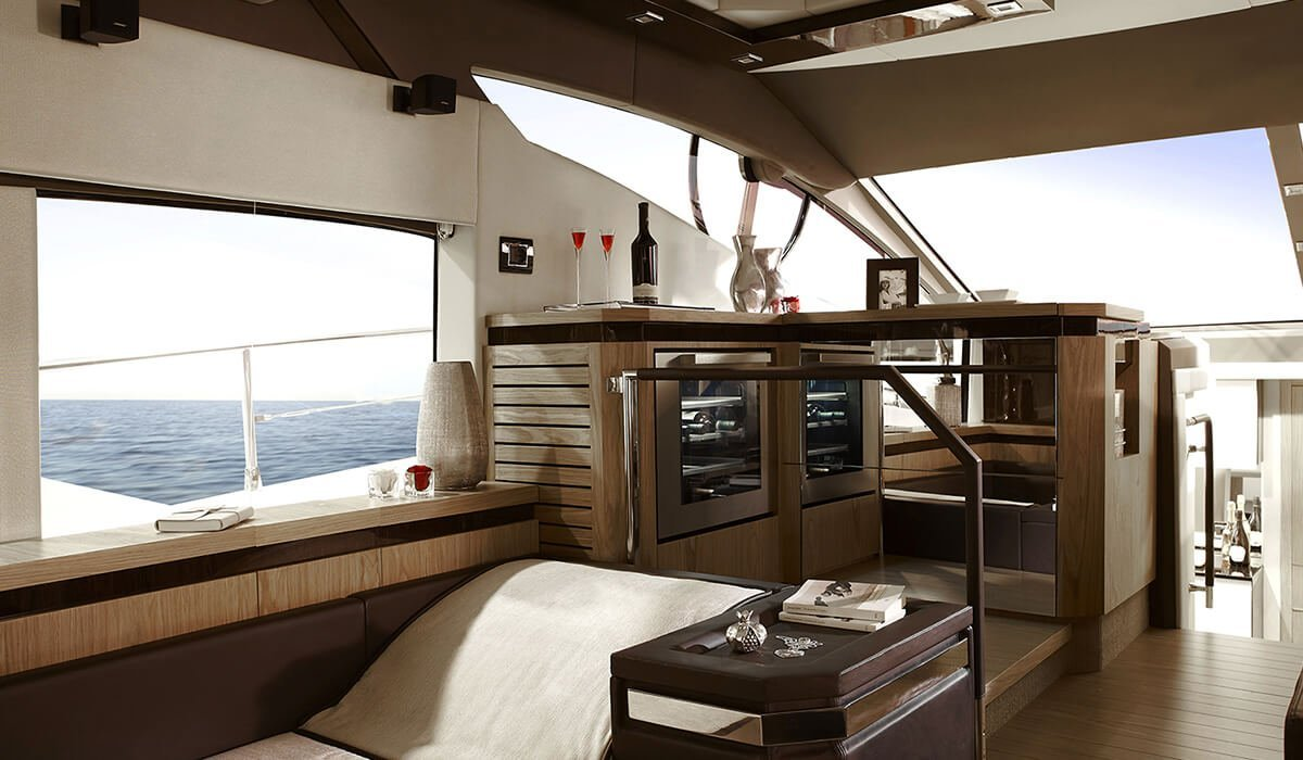 Sessa Flybridge 54
