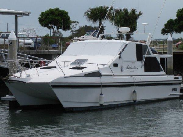 Sea Commander Power Catamaran