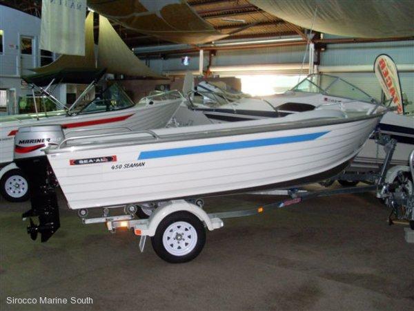 New Brooker Sea-al