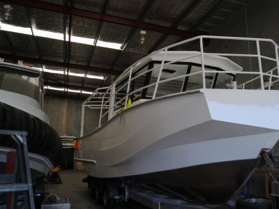 Preston Craft 7.95m Commercial