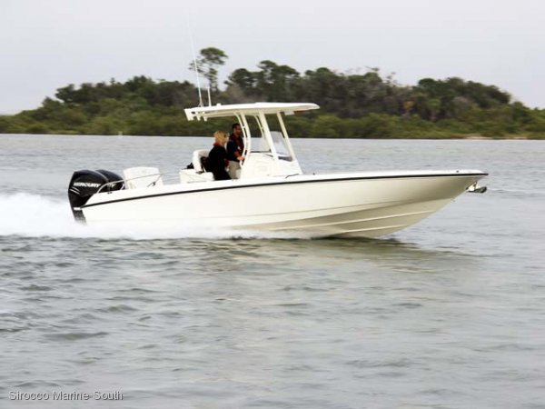 New Boston Whaler 270 Dauntless