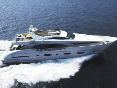 New IAG Yachts Electra 100