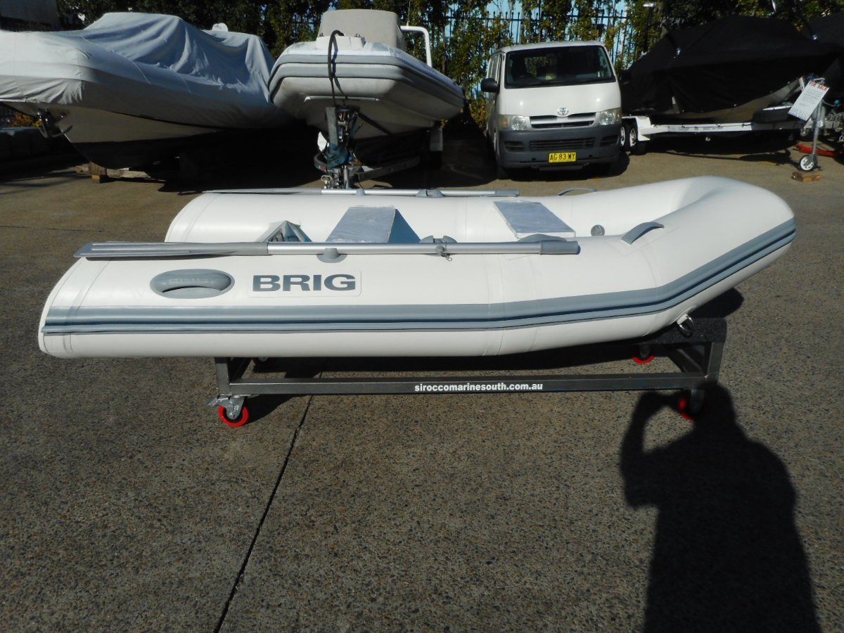 Brig Falcon 260HC