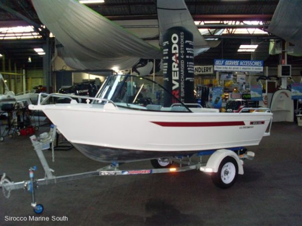New Brooker Runabout