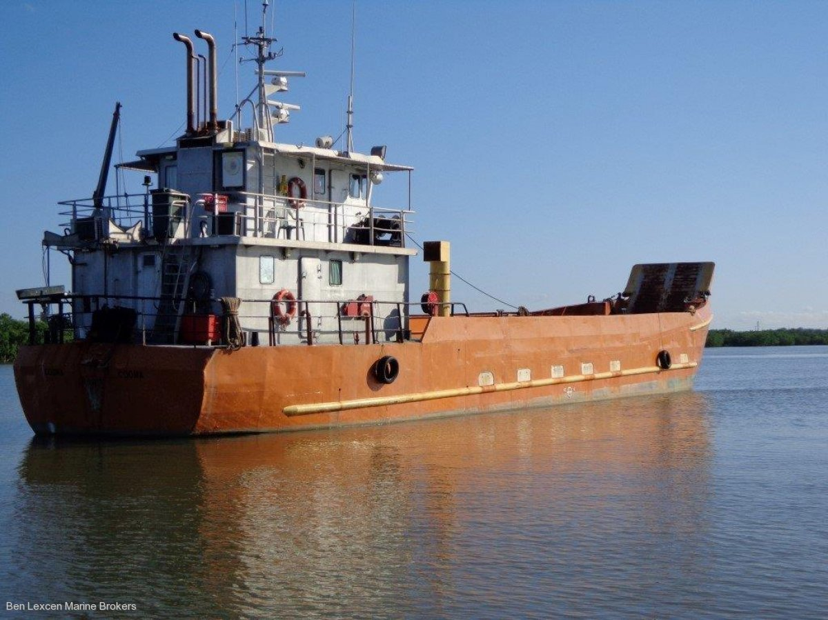 Landing barge commercial vessel boats online for sale for Sips for sale