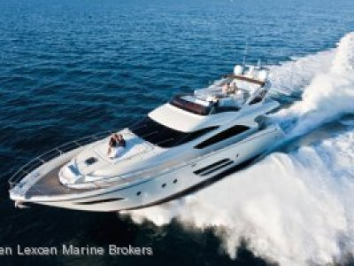 Dominator 720S Flybridge.- Click for more info...