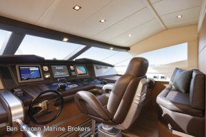 DOMINATOR 780 FLYBRIDGE