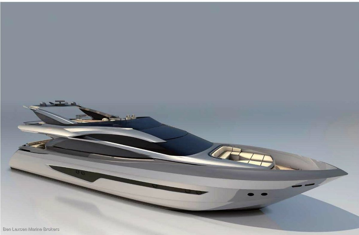 DOMINATOR 880 FLYBRIDGE