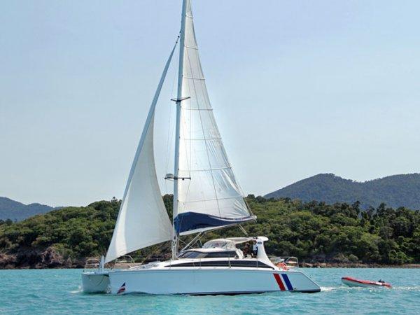 Perry 43 Sailing Catamaran (Highline Model)