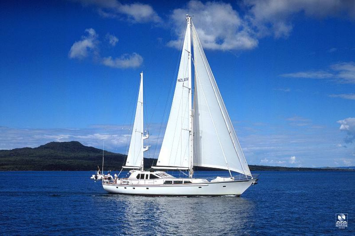 Classic 102ft (31m)Twin Engine Pilothouse Ketch in