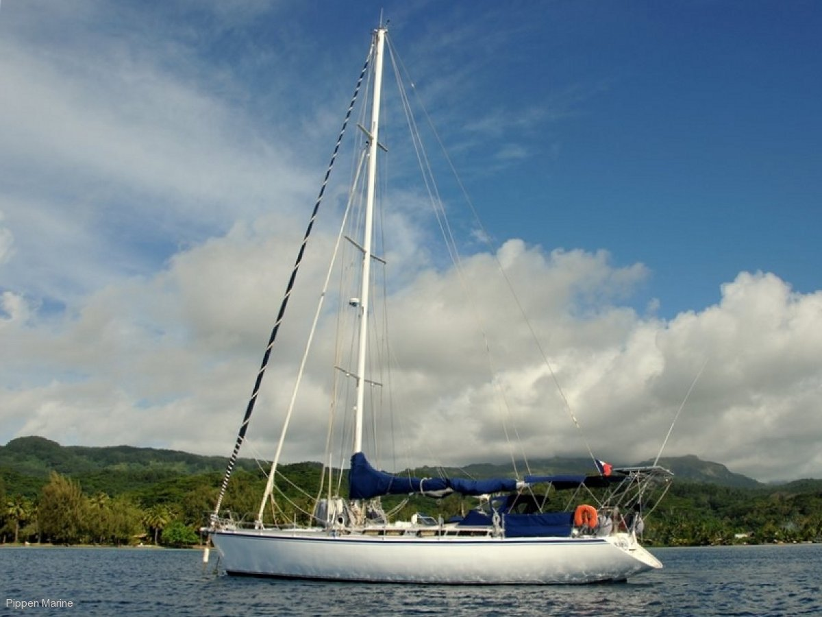 52' Via Alloy Cutter-rigged Sloop
