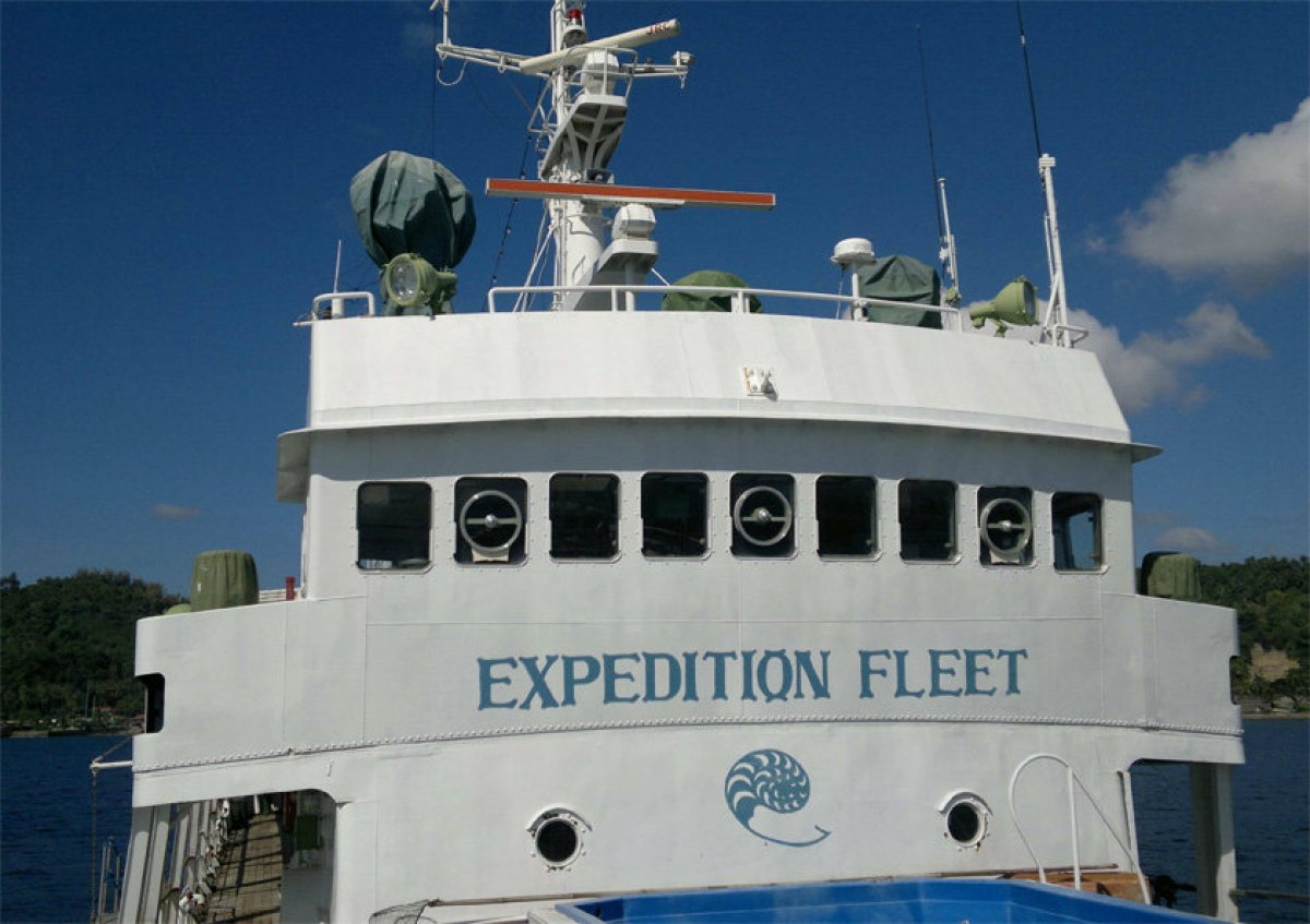 Eco Explorer - Dive Cruiser