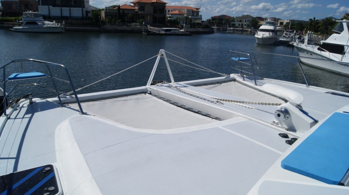 Crusader 57 Catamaran