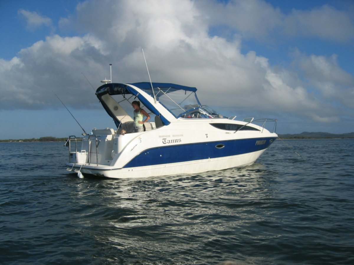 2005 BAYLINER 285 CRUISER