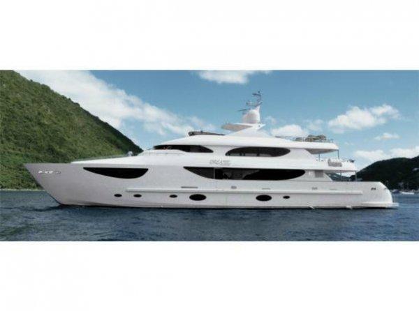 Hargrave 136 Motor Yacht