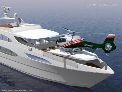 New IAG Yachts 130 :Ensign Ship Brokers - IAG Yachts 130'