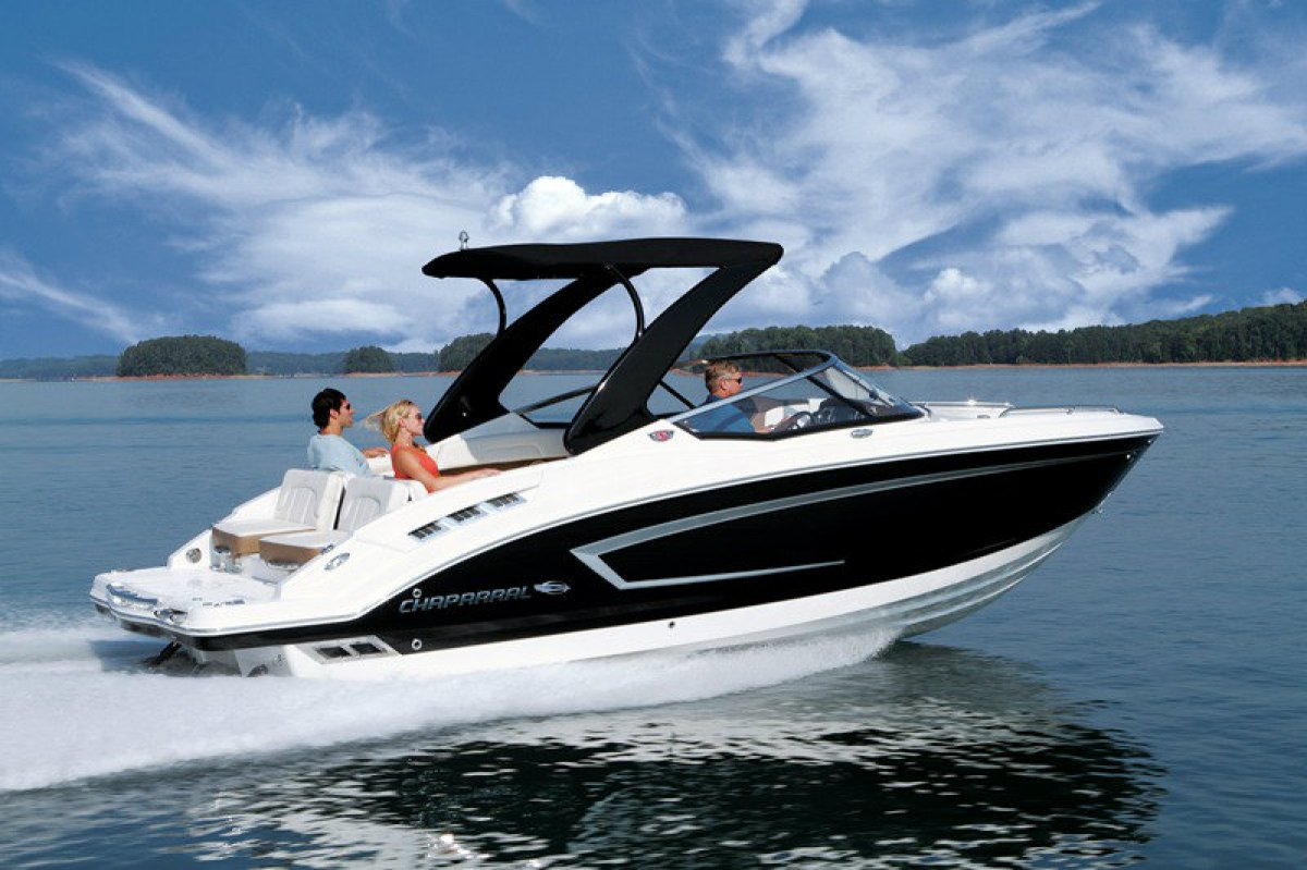 New Chaparral Bowrider 257ssx: Power Boats | Boats Online ...