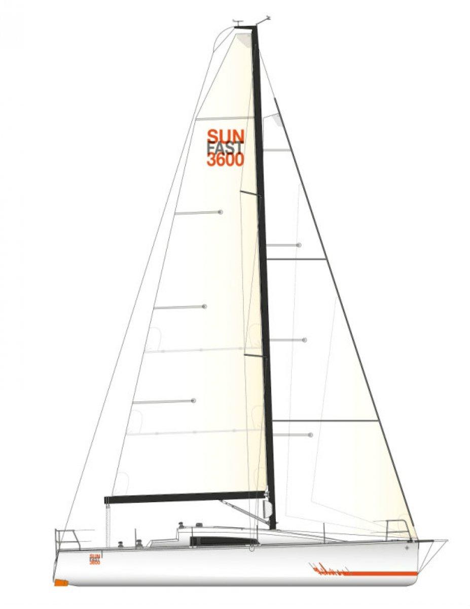 Jeanneau Sun Fast 3600 (NEW)