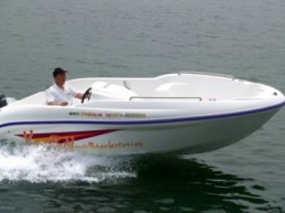 Kingbay 187 5.5M Runabout