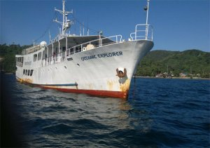 Oceanic Explorer - Dive Cruiser