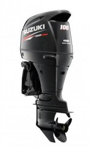 SUZUKI DF100HP 4 STROKE OUTBOARD MOTOR
