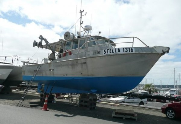 11.5m Multipurpose Fishing Vessel