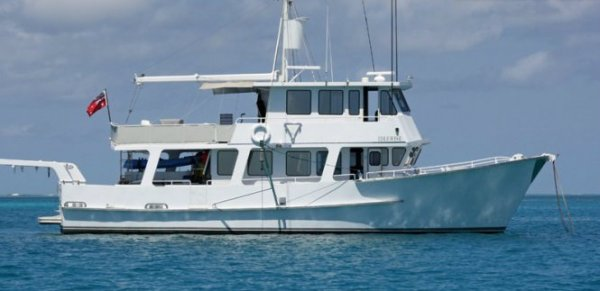 Passage Maker - 70' Steel Motor Cruiser
