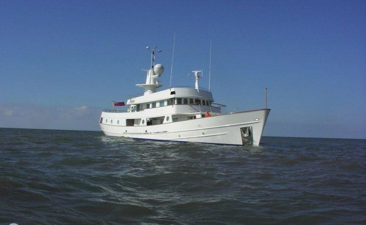 Long Range Motor Yacht