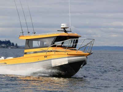 Stabicraft 2900 Pilothouse