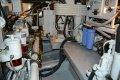 Admiral Marine 76 - Deck Saloon Cruising Yacht:Engine room