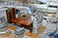 Admiral Marine 76 - Deck Saloon Cruising Yacht:Cockpit