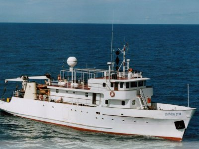 Steel 36m Supply/Support Ship