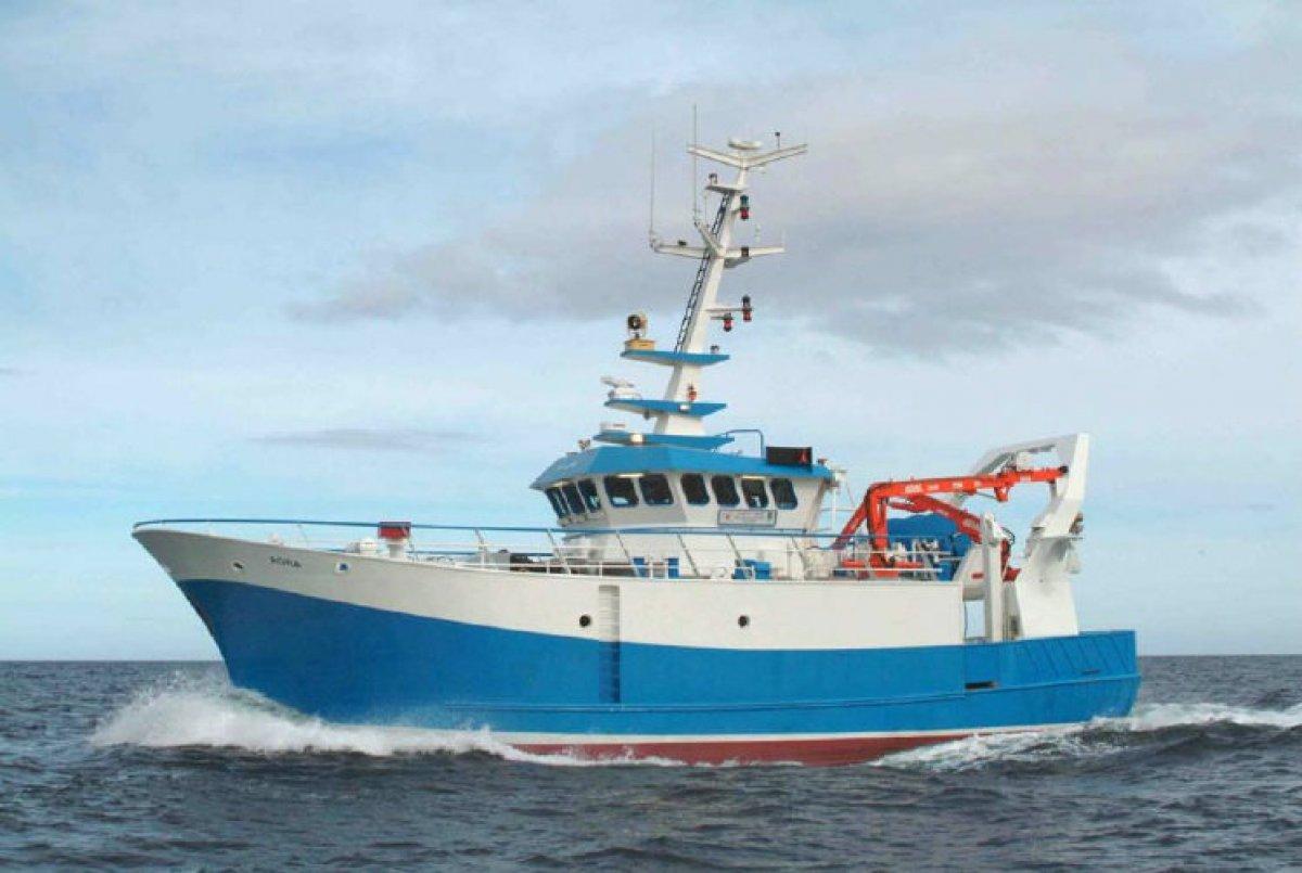 Custom 22m Research Vessel