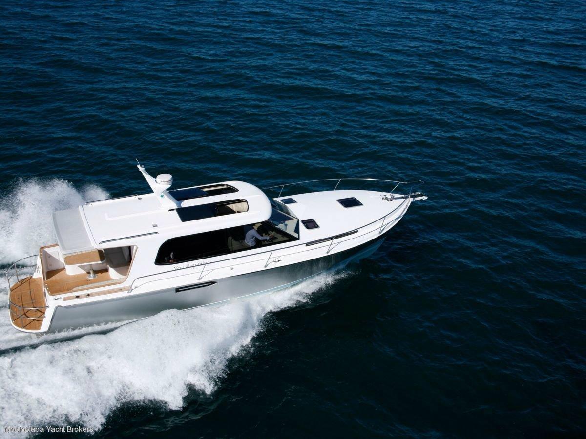 Salthouse Corsair Cabriolet 44:Corsair_Mooloolaba Yacht Brokers.
