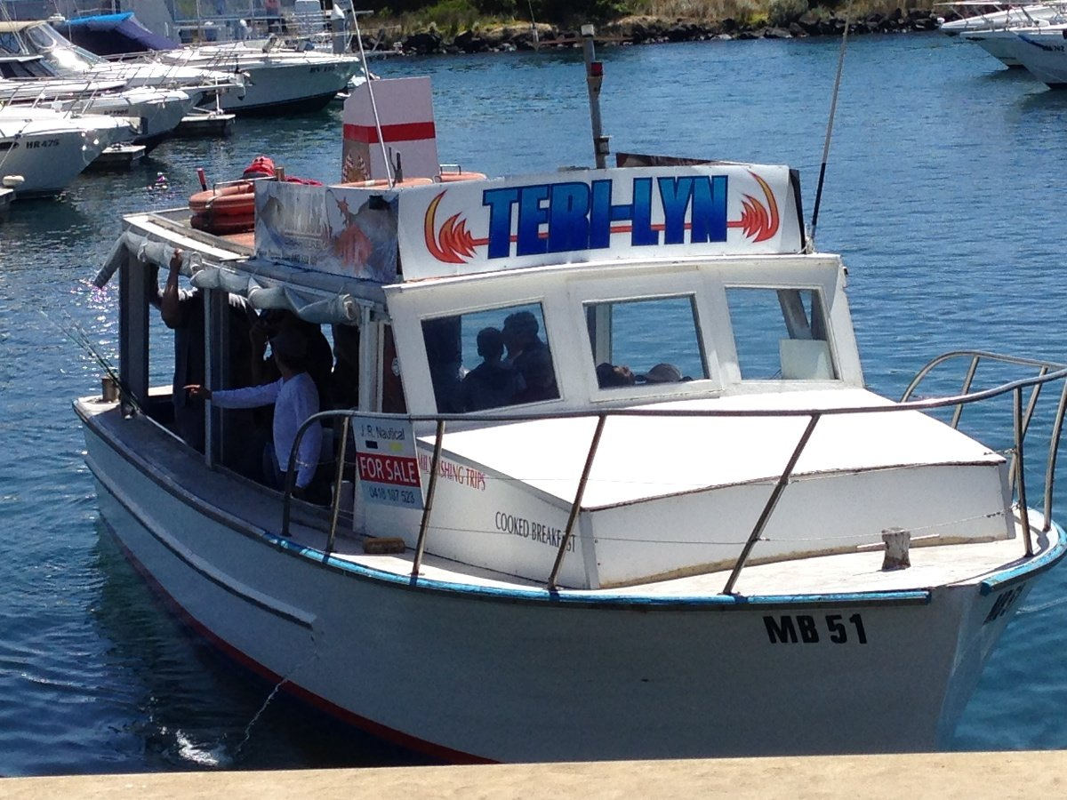 Fishing Charter Business Geelong or Queenscliff