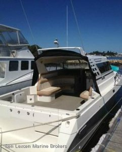 Thomascraft SPORTS CRUISER 35' HARD TOP