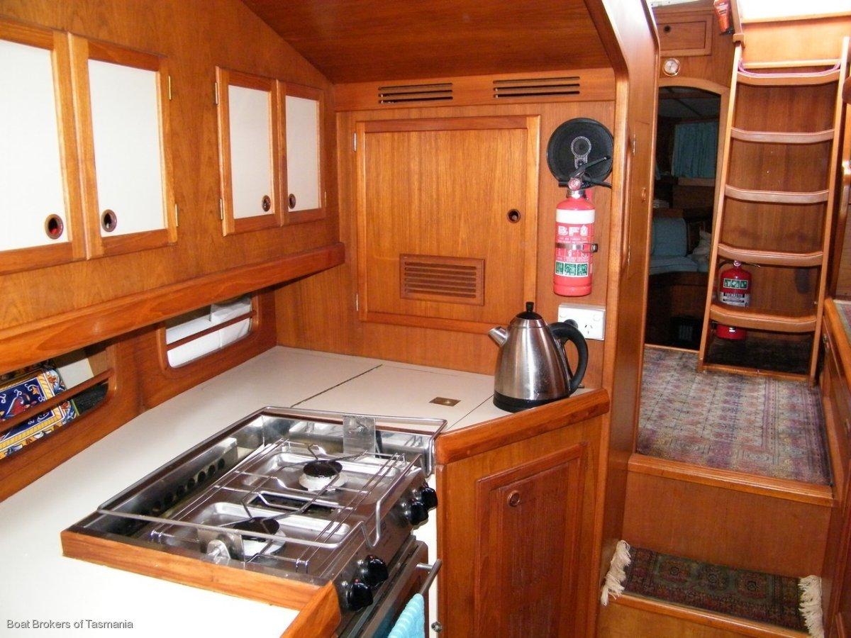 Nauticat 35 Pilothouse