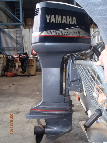 UPDATE - 250hp YAMAHA OUTBOARD MOTOR